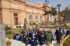 Egyptian Museum Y4 (2018-2019)