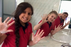 Global Handwashing Day 2016-2017